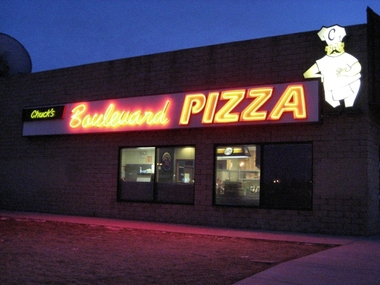 Boulevard Pizza - Sparks, NV
