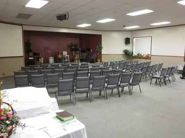 Calvary Chapel Fellowship - Columbia City, OR
