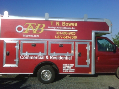 T. N. Bowes Heating & Air Conditioning, Inc - Leonardtown, MD