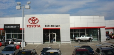 Toyota of Richardson - Richardson, TX