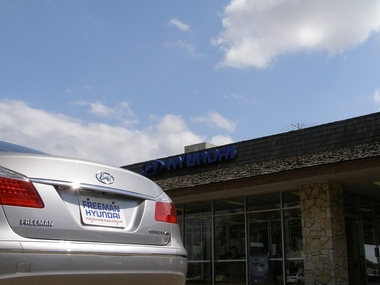 Freeman Hyundai - Irving, TX