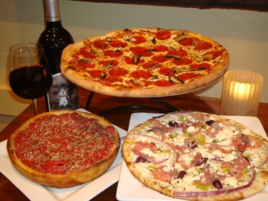 Trilogy Pizza & Wine Bistro - San Antonio, TX