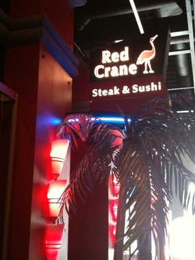 Red Crane Steak & Sushi Cafe - Seattle, WA