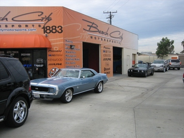 Beach City Motorsports Car Audio, Alarms & Tint - Long Beach, CA