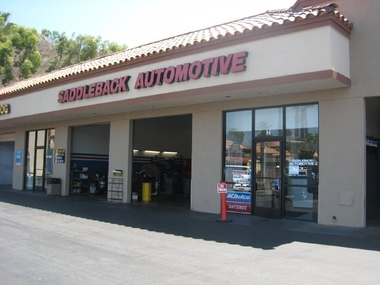 Saddleback Automotive II - Mission Viejo, CA