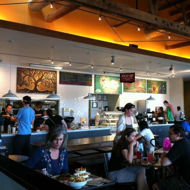 Native Foods Cafe Culver City