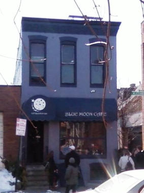 Blue Moon Cafe - Baltimore, MD