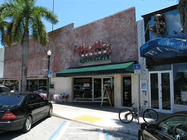 Villa Rose Restaurant Hollywood Florida