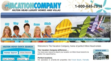 The Vacation Company - Hilton Head Island, SC