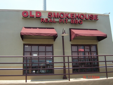 Old Smokehouse - San Antonio, TX