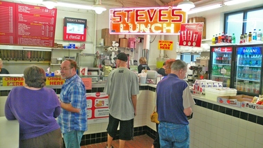 Steve's Lunch - Baltimore, MD