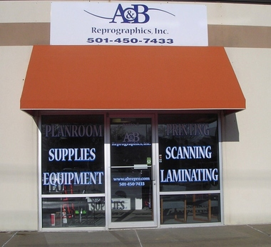 A & B Reprographics Inc - Conway, AR