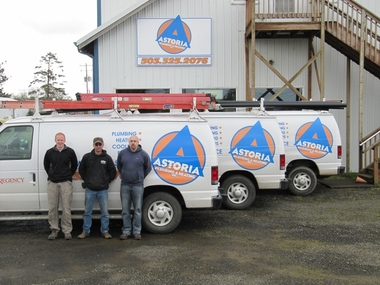 Astoria Plumbing & Heating, INC - Astoria, OR