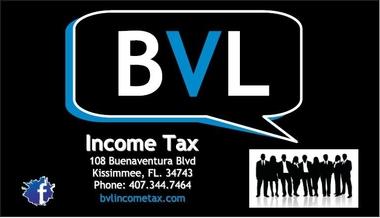 Bvl Income Tax & Accounting - Kissimmee, FL