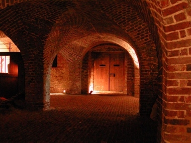 Charleston Ghost & Dungeon Tour