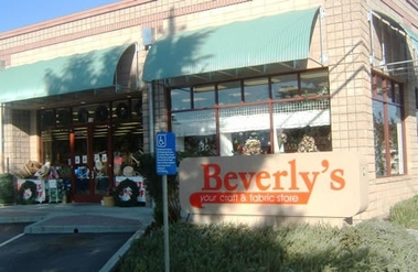 Beverly's Fabric & Crafts - Ukiah, CA