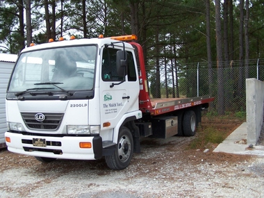 Mulch Yard Towing - Santee, SC