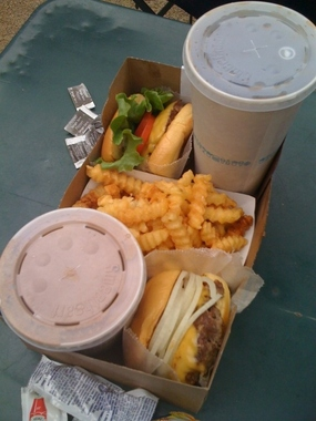 Shake Shack - New York, NY