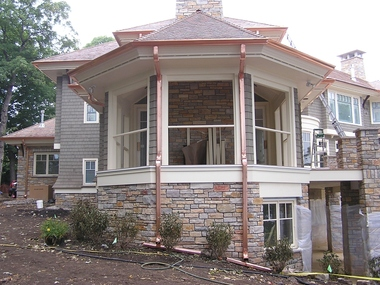 Andover mn gutter downspout installation 55304 gutter for Home and landscape design andover mn