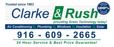 Clarke & Rush Mechanical, Inc. - Sacramento, CA