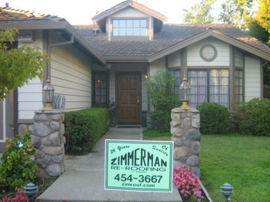 Zimmerman Re-Roofing - Sacramento, CA