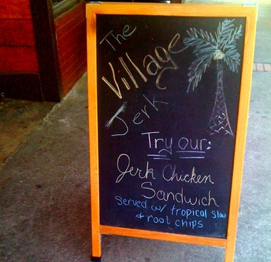 The Village Jerk - Atlanta, GA