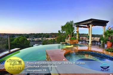 John Pack Custom Pools - Georgetown, TX