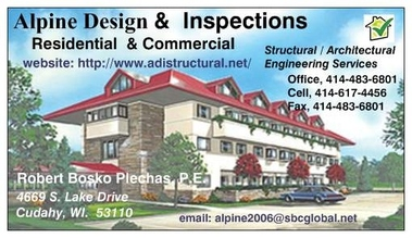 Alpine Design & Inspection, LLC - Cudahy, WI
