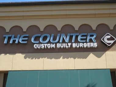 The Counter Burger Irvine - Irvine, CA