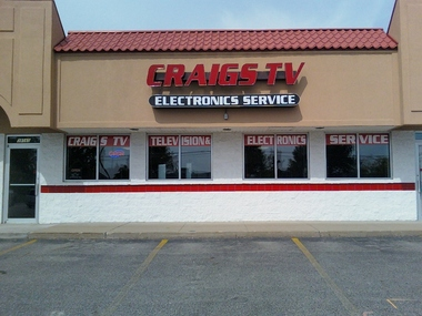 Craig's TV & Electronics Service - Sterling Heights, MI
