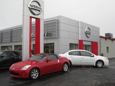 Mike Barney Nissan Amherst Ny