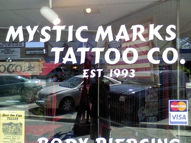 Mystic Marks Tattoo Co - San Marcos, TX