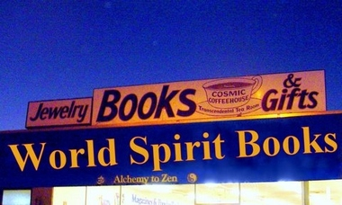 World Spirit Books - Austin, TX