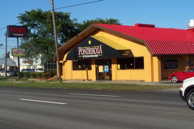 Ponderosa Steakhouse - Dearborn Heights, MI