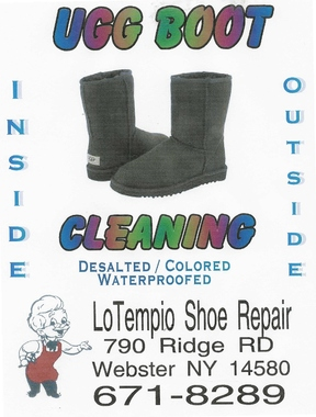 Lotempio Shoe Repair & Store - Webster, NY