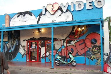 I Luv Video Film Treasury - Austin, TX