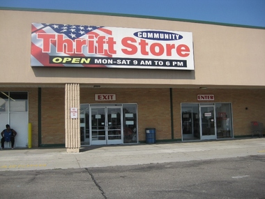 Community Thrift Store - Clinton Township, MI