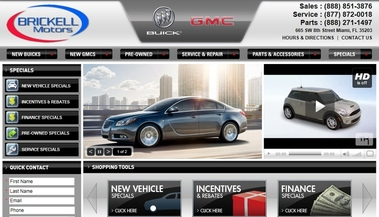 Brickell Buick GMC