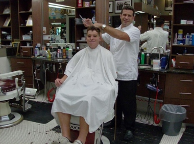 Barber Time : Carls Old Time Barber Shop in Weston, FL Citysearch