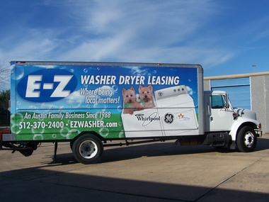 E-Z Washer-Dryer Leasing - Austin, TX