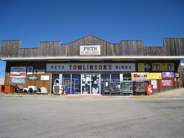Tomlinson's Feed & Pet - Austin, TX