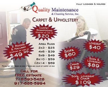Quality Maintenance & Cleaning Services, Inc. - Brooklyn, NY