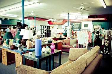 Top Drawer Thrift Shop - Austin, TX