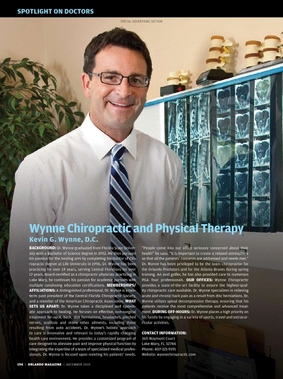Wynne Chiropractic & Physical Therapy - Lake Mary, FL