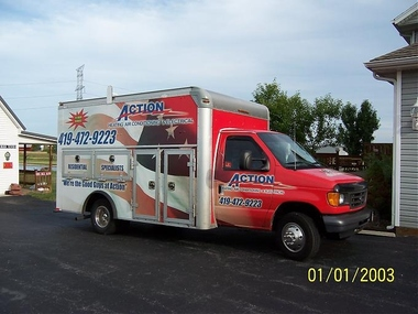 Action Heating Air Cond & Elec - Toledo, OH