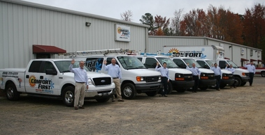Comfort First Heating And Cooling - Fuquay Varina, NC