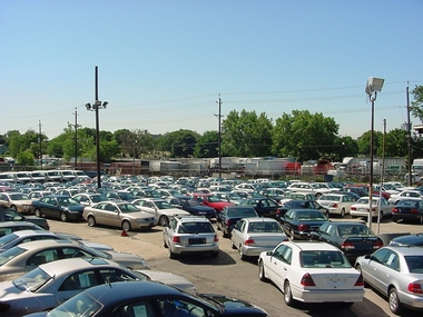 New Jersey State Auto Auction - Jersey City, NJ