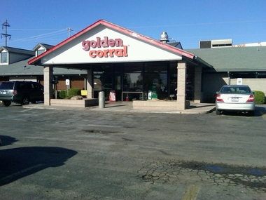 MOUNT AIRY, N.C. -- An alleged criminal's plans went awry when he got stuck in a ventilation duct on Tuesday. In the kitchen of a Golden Corral in Mount Airy, employees noticed that smoke was not.
