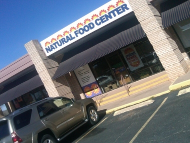 Natural Health Food Center Abilene Tx