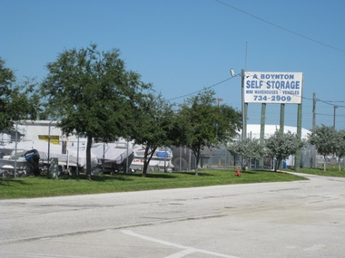 A Boynton Self Storage - Boynton Beach, FL